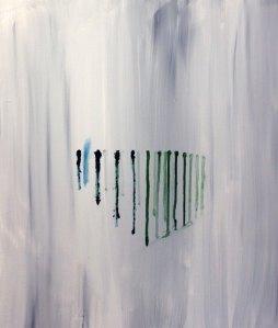 Untitled, 2012, Acrylic on Canvas, 35x40cm