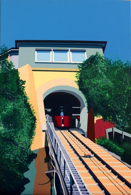 Schlossbergbahn close